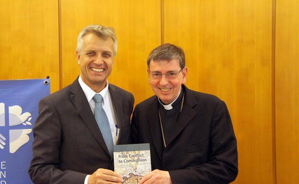 Resultado de imagen para Carta de S.E. Cardenal Koch y Rev. Dr. Martin Junge.